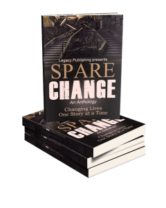 Spare Change Vol. 1 Book Signing
